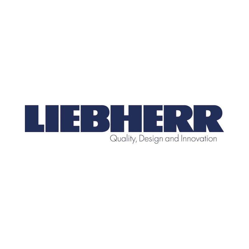 """Liebherr Grille de séparation pour panier """"plein air """" étroit 210 mm GTE"""