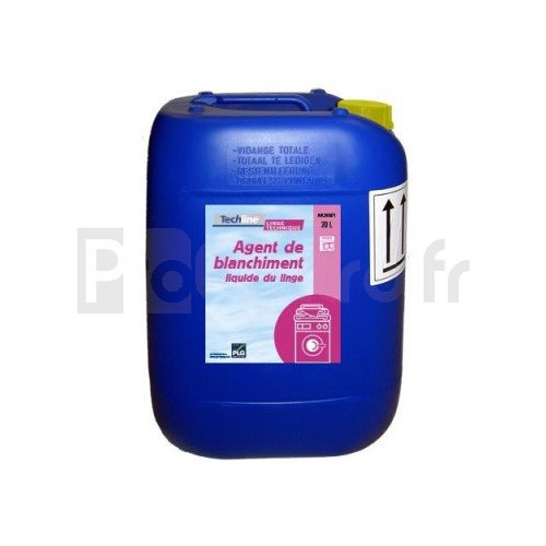 Techline Agent de Blanchiment 20L