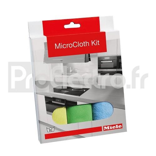 Miele Kit MicroCloth (3 pièces)