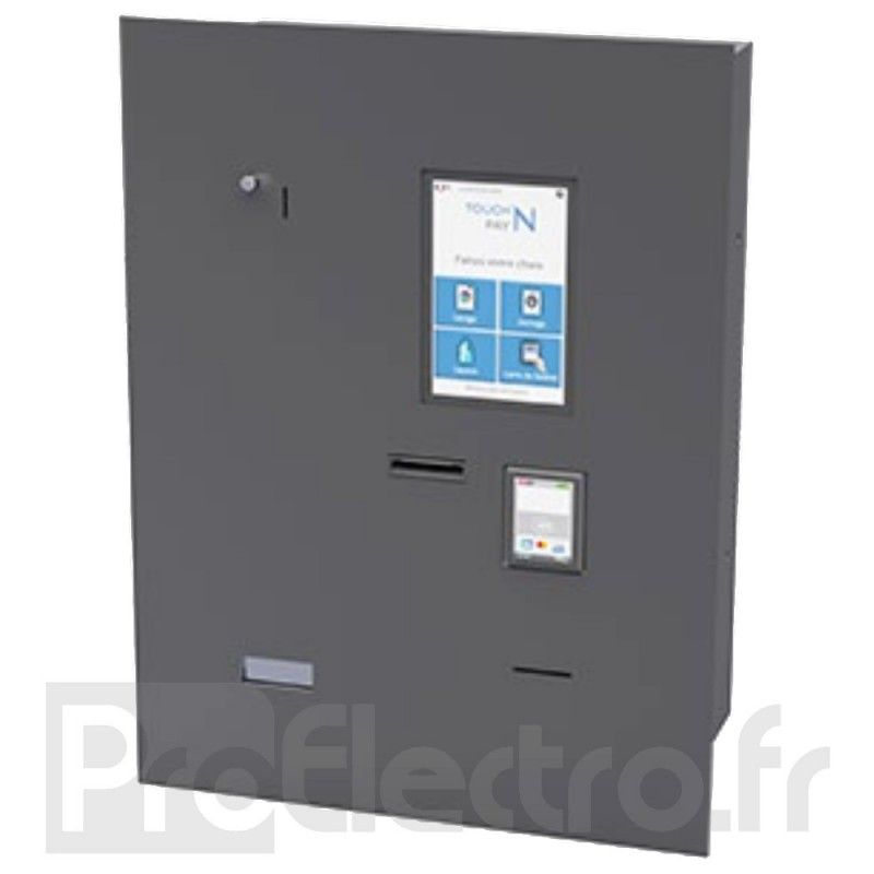 LM Control Touch N Pay Tactile Gamme L Version Encastrable