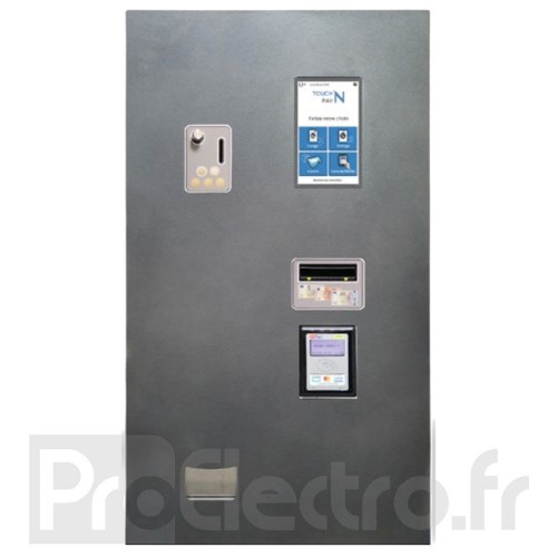 LM Control Touch N Pay Tactile Gamme M Version Encastrable