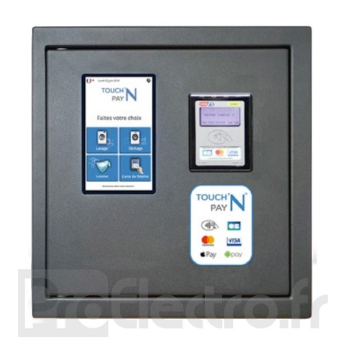 LM Control Touch N Pay Tactile Gamme S Version Bancaire Sans Contact