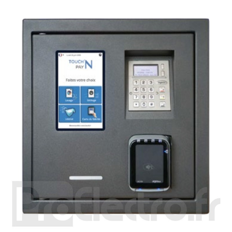 LM Control Touch N Pay Tactile Gamme S Version Bancaire Contact et Sans Contact