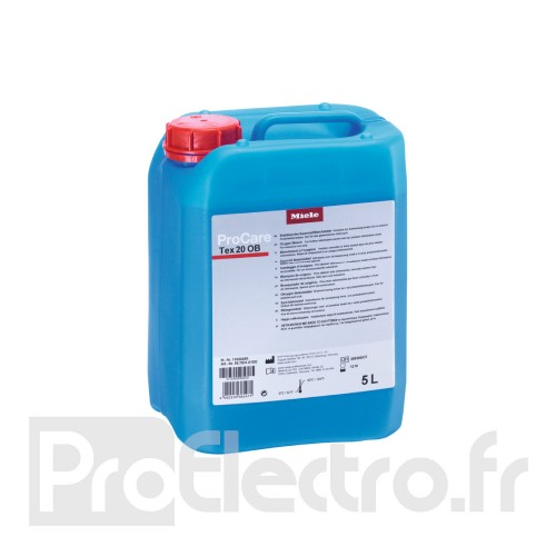 Miele ProCare Tex 20 OB - 5 litres