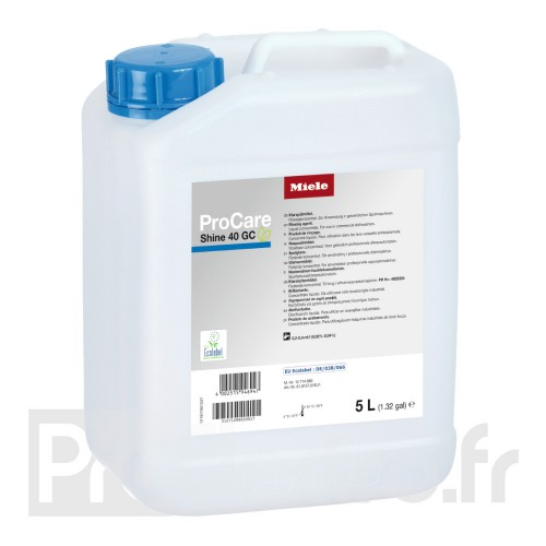 Miele ProCare Shine 40 GC 5L