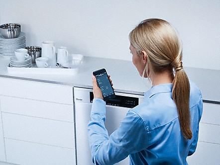 miele-lave-vaisselle-semi-professionnel-avantage-wifi-connect
